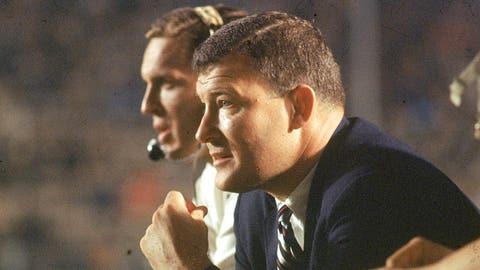 15. 1961 Rose Bowl: No. 6 Washington 17, No. 1 Minnesota 7