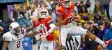 SEC's top returning defensive backs