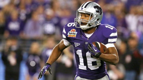 Tyler Lockett, WR, Kansas State