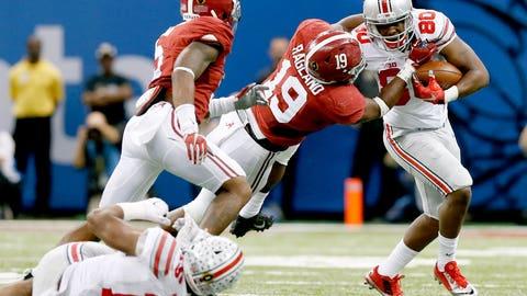 Alabama Crimson Tide — defense