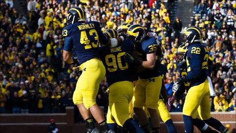 Michigan has the best defense Ohio State will face all season