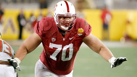 Round 2: Andrus Peat, offensive tackle, Stanford