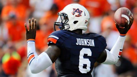 SEC: Auburn Tigers (15/4)