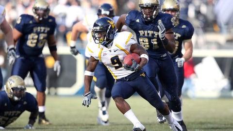 Pittsburgh-West Virginia (last played: 2011)