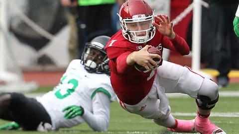 Nate Sudfeld, quarterback