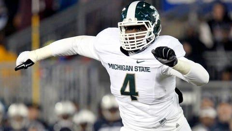 Michigan State DT Malik McDowell: Cameron Jordan, Saints