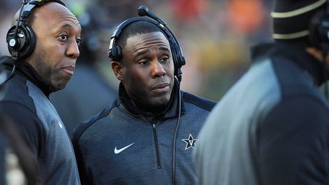 Vanderbilt vs. Middle Tennessee State (Saturday, 4 p.m. ET)