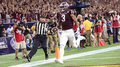 Christian Kirk, WR, Texas A&M Aggies