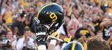 WATCH: Iowa beats Pitt on 57-yard FG