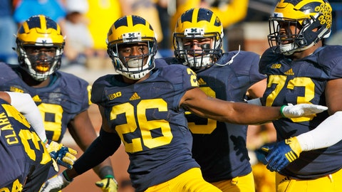 8. Jourdan Lewis, CB, Michigan