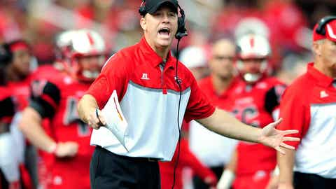 Western Kentucky coach Jeff Brohm