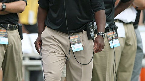 James Madison coach Everett Withers