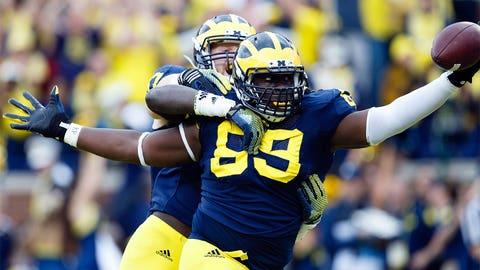 Michigan Wolverines' defense