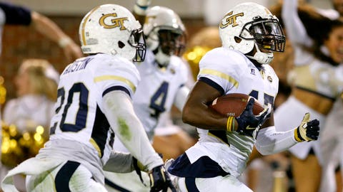 Week 8: Georgia Tech hands Florida State its first ACC loss in two years