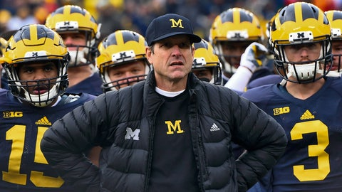 Where does Michigan now stand?