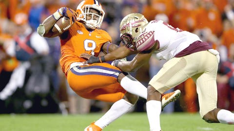 Clemson and FSU continued a league trend