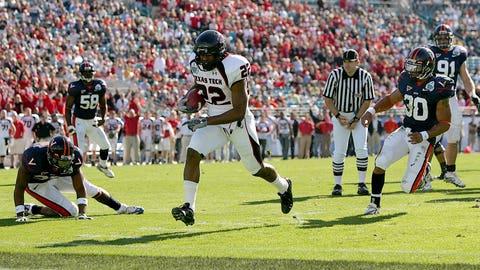 2008 Gator Bowl: Texas Tech 31, Virginia 28