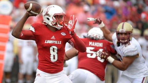 3. ACC Atlantic: Louisville (9-3, 6-2 ACC)