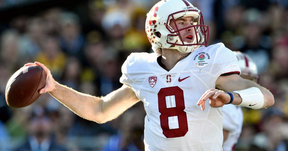 Stanford S Kevin Hogan Fools Iowa In Rose Bowl With A Fake