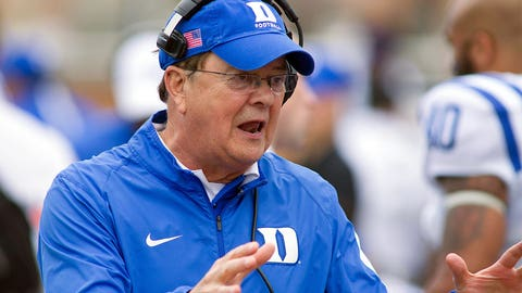 David Cutcliffe, Duke