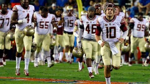 Sept. 5: Florida State at Ole Miss