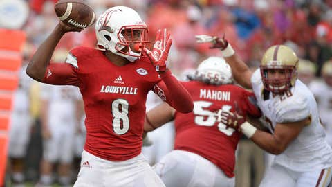 ACC Atlantic No. 3: Louisville (10-2, 6-2 ACC)