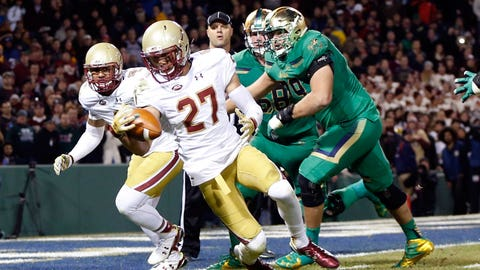 Denver Broncos: S Justin Simmons, 3rd round (98th overall)