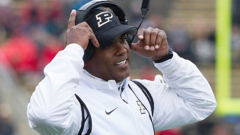 Upset Special: Purdue (+10.5) at Maryland