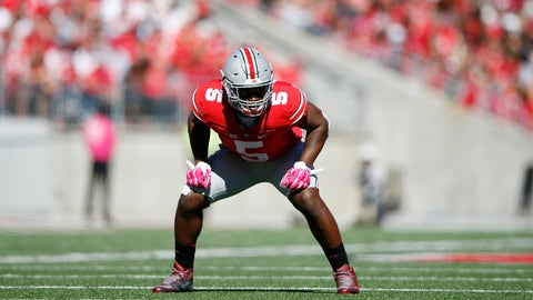 57. Houston Texans:  Raekwon McMillan, LB, Ohio State