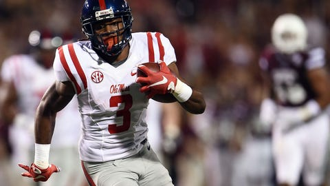 14. Damore'ea Stringfellow (WR, Ole Miss)