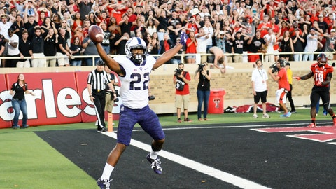 Week 4: A late miracle conversion gives TCU a win over Texas Tech