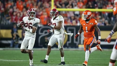 National Championship Game: An onside kick fuels Alabama's title