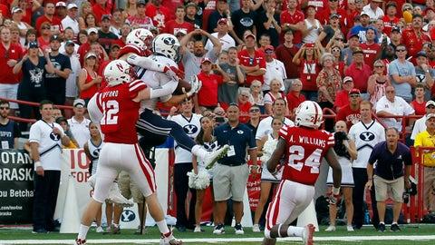 Week 1: BYU Hail Mary to beat Nebraska