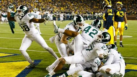 Week 7: Michigan State vs. Michigan madness