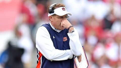 Gus Malzahn gets fired after the Iron Bowl