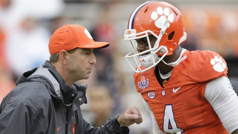 They've got DeShaun Watson and you don't