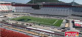 See Bristol Motor Speedway's stunning transformation for Tennessee vs. Virginia Tech