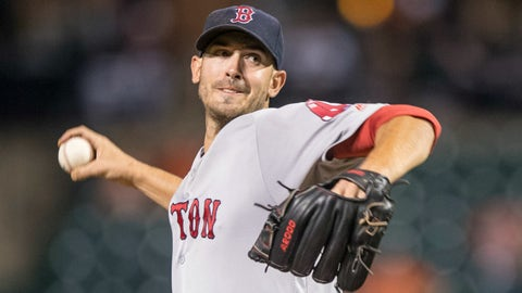 Rick Porcello is an unexpected ace