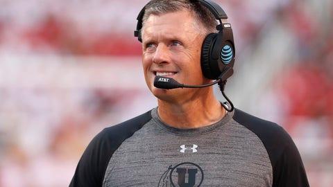 Kyle Whittingham - Utah head coach