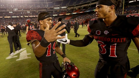 San Diego State (3-0), re-rank: 20