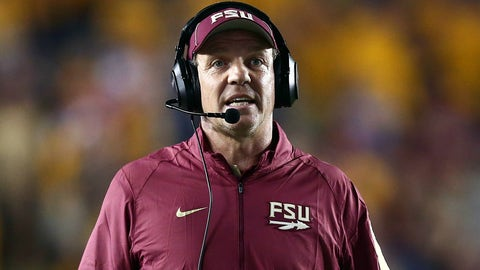 No. 18 Florida State 45, Boston College 7 (Friday)