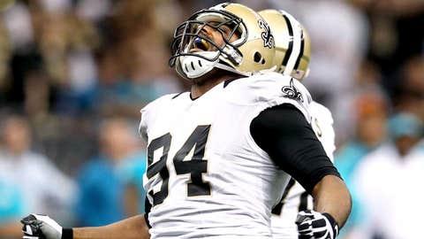 New Orleans Saints: Defensive end