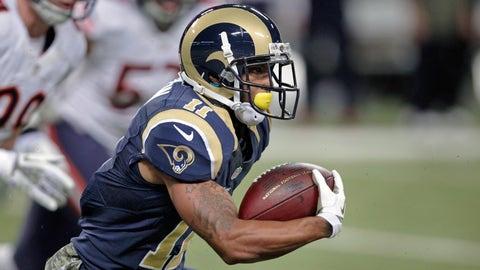 St. Louis Rams: Tavon Austin