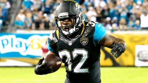 Jacksonville Jaguars -- RB Maurice Jones-Drew