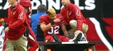 Honey Badger's season could be done with torn ACL