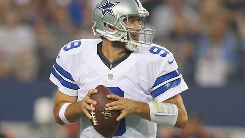 Packers at Cowboys (Sunday, 4:25 p.m. ET on FOX)