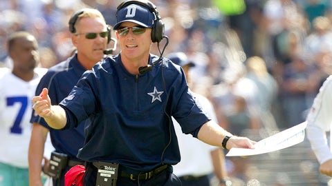 Jason Garrett on all of the Cowboys coaching staff changes over the years