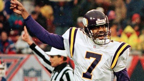 8. Vikings 23, Giants 22 in 1997