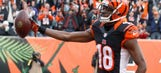 Could Bengals' Green hold out?