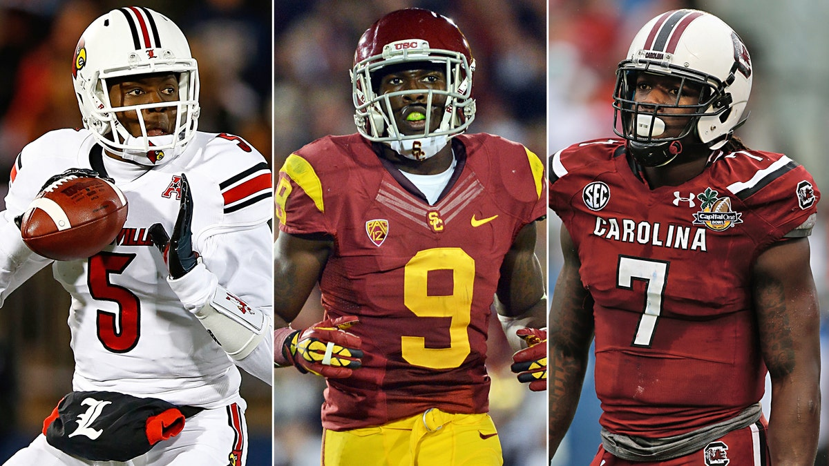 2014 NFL draft early entrants